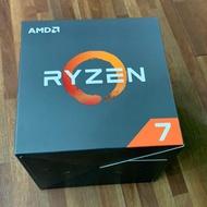 新機換下特惠】【原廠三年保固】AMD Ryzen 7-2700X