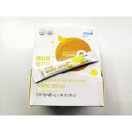 1 Stick 2g Atomy Color Food VITAMIN C 100% AUTHENTIC KOREAN PRODUCTS