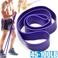 100磅大環狀彈力帶(32MM)C109-51334 LATEX乳膠阻力繩.手足阻力帶運動拉力帶.彈力繩抗拉力繩瑜珈圈伸展帶擴胸器.舉重量訓練復健輔助.健身器材
