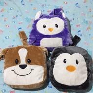 ••little miracles••嬰兒毯造型枕頭 僅有枕頭 好市多購入 可當抱枕 沙發抱枕