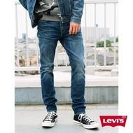 【LEVIS】男款 上寬下窄 512 Taper低腰修身窄管牛仔褲 / 保暖科技 / 內刷毛