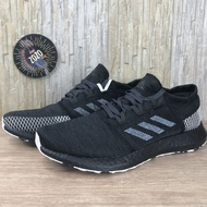 ADIDAS Pureboost GO LTD BB7804 黑 白 全黑 網面 編織 慢跑鞋 男鞋