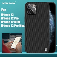 iPhone 12 / iPhone 12 Pro / iPhone 12 Mini / iPhone 12 Pro Max Case NILLKIN Luxury Texture Business Phone Cover