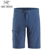 【Arcteryx 始祖鳥】 男款 Lefroy快乾短褲 拉冬藍 26847 健行 運動褲 戶外 耐磨