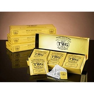 TWG Tea TWG MILK OOLONG TEA - 15 Cotton Tea Bags (Exclusive Blue Tea Oolong Tea Bags)