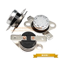 Temperature control switch KSD301 40-150 degrees normally open 10A / 250V button thermostat