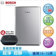 【BOSCH 博世】除菌抗敏型空氣清淨機-300 C2 (空氣淨化器 PM0.3 除甲醛 超靜音 HEPA 13)