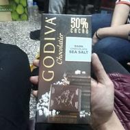 GODIVA 50%海鹽巧克力
