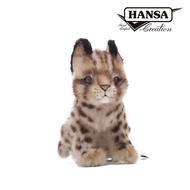 台灣動物系列|7739 石虎|22公分【Hansa Creation擬真動物玩偶】