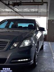 Benz 2011/12式 w212 E250 上排七速 🔥雙證件交車 中古車 非  自售 w204 C250 C300 W205
