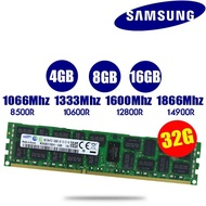 16GB 8GB 4GB 16G 8G 4G DDR3 PC3 1866Mhz 1600Mhz 1333 14900 12800 10600 R 133HZ PC Server PC Memory RAM Memoria Module YKQ Store
