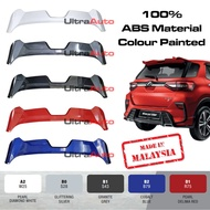100% Ready Stock!!! Perodua Ativa Spoiler (High Quality ABS Material)(Made in Malaysia) OEM Rear Spoiler