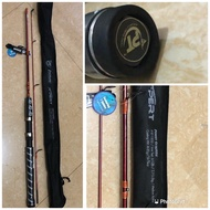 Carbon Fishing Rod 135cm Pioneer Expert 6-12lb