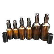 [單款箱購現折60] 玻璃噴霧瓶 玻璃乳液瓶 茶色精油瓶 分裝瓶 玻璃瓶 香水瓶 30ml 50ml 100ml 現貨