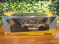 1/64 Tarmac Works Audi RS3 LMS TCR Asia 2017【MGM】