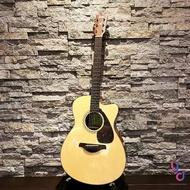現貨免運 贈千元配件 YAMAHA FS800 FG 800 FSX800C 電 木吉他  民謠吉他 面單板 附拾音器