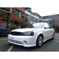 Ford tierra rs 手排