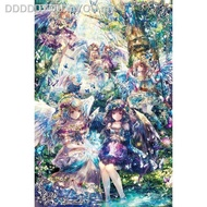 ✺❈☁EPOCH GAME Jigsaw Puzzles JAPAN import  1000PCS Adult puzzle The story of angels11111