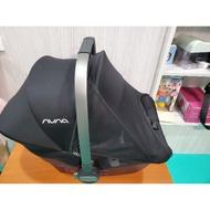 二手Nuna PIPA lite lx 提籃式汽車安全座椅+ isofix底座