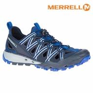 MERRELL 男 ML033541 水陸兩用鞋 CHOPROCK SHANDAL【深藍-寶藍】/ 城市綠洲 (快速排水、抗菌防臭、橡膠大底)