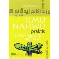 Book Nahwu - Nahwu Practical Science Learning System 40 Hours Ibn Azka Press