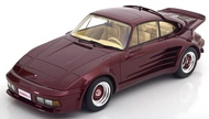 BoS Models 1986年型號保時捷911 Turbo gembaraabaranchiedakureddo Porsche 911 Turbo Gemballa Avalanche year 1986 dark red metallic 1:18 BoS-Models DTW Corporation