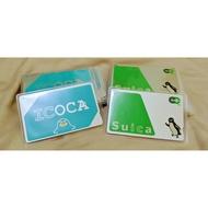 日本旅遊交通卡:關西卡 ICOCA 西日本 / 西瓜卡 Suica 東日本⚡ 自由行必備神器