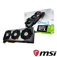 MSI 微星 GeForce RTX3080 SUPRIM X 10G 顯示卡