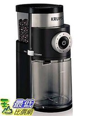 [美國直購] KRUPS GX5000 咖啡磨豆機 Professional Electric Burr Grinder