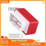Treee Metal + Plastic Eco Nitro OBD2 Plug Drive Performance Chip Tuning Box