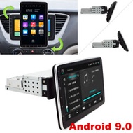 """10.1"""" Android 9.0 Single 1Din In-Dash Car GPS Navigation Stereo Radio 4G Wifi"""