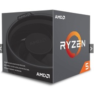 「AMD 」 Ryzen5 2600 (R5-2600)CPU