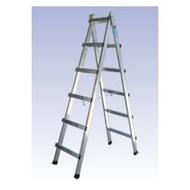 【台中職人金物店】(含稅)5尺焊接式活動梯 可荷重80kg 行走梯 走路梯 鋁梯 活動梯(圖為7尺)