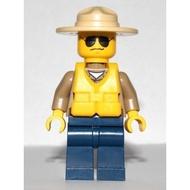 樂高人偶王 LEGO 經典城市系列-森林警察#30017 cty306