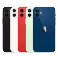 【贈圓一軍功防摔殼+剛化玻璃貼】Apple iPhone 12 128G 6.1吋5G智慧型手機