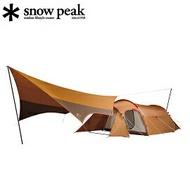[ Snow Peak ] 拱型帳天幕組 / Vault 帳篷 天幕 Entry Pack TT / 公司貨 SET-250H