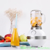熱銷*網紅迷你便攜榨汁機自動攪拌水果玻璃碰碰杯榨果汁梅森杯