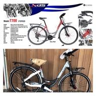 XDS T700 Hybrid bike 700 adult road bike shimano 27s bicycle new