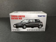 Boss 拍賣 TOMYTEC LV-N165b Honda Civic Type R 黑