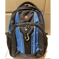 SWISS GEAR 多功能後背包/旅行背包/筆電背包/行李包