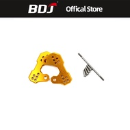 ★BDJ★Elevated Pedal Accessories Foot Back Shift Half Group For Yamaha R3 R25 MT03 MT25
