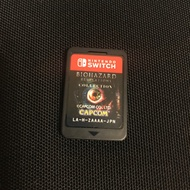 Switch 惡靈古堡 無盒