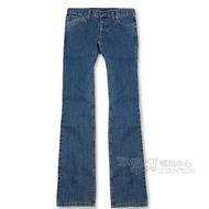 A│X Armani Exchange 喇叭女牛仔褲(淺藍)