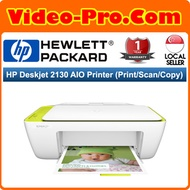 HP Deskjet 2130 All-in-One Printer (Print/Scan/Copy)