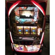 日本原裝機台下架機台SLOT 斯洛 大型電動玩具(混沌武士-流轉輪迴)~歡迎店家遊藝場,個人收藏,各類機台租賃