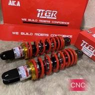 TTGR SHOCK REAR NOUVO/AEROX 270MM SET