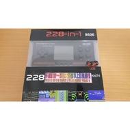 228種遊戲 9806掌上型遊戲機 重溫童時遊戲