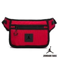 【NIKE 耐吉】腰包 JORDAN 喬丹 運動 休閒 紅 JD943004GS-002