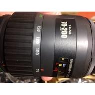Pentax 70 210mm af ais 鏡頭 紅標