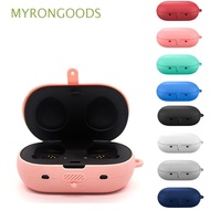 MYRONGOODS 三星Gear iconx 2018矽膠耳機套全保護殼